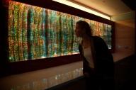 THREADS OF LIGHT VII DANUBE Triptych - Flow