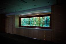 THREADS OF LIGHT VII -DANUBE Triptych 1-3 Flow