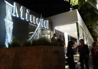 Award winning design displayed on Red Carpet at the Grand Opening Minotti LA- West Hollywood