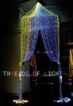 THREADS OF LIGHT VI- Portal of Light l- 100% Design festival