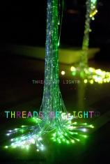 THREADS OF LIGHT VI- Detail- 100% Design festival