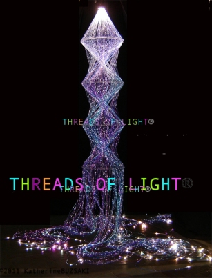 THREADS OF LIGHT Vdemi edition IV